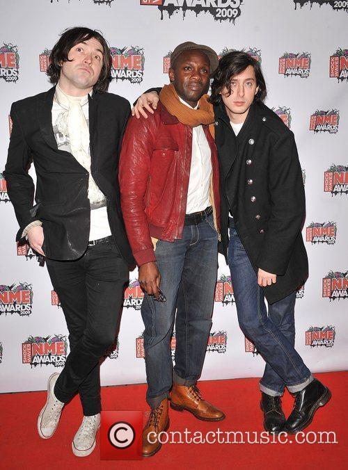 Dirty Pretty Things NME Awards 2009 held at...