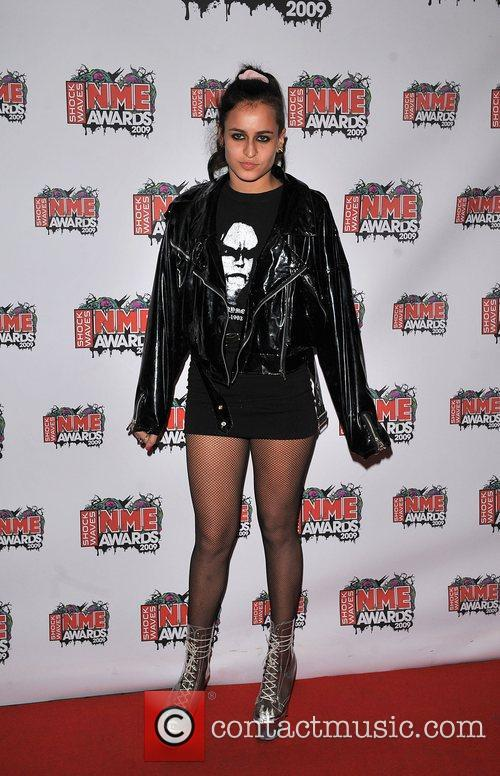 Alice Dellal The 2009 Shockwaves NME Awards held...