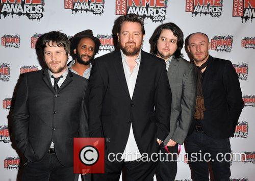 Elbow The 2009 Shockwaves NME Awards held at...