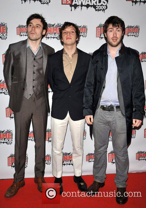 Friendly Fires The 2009 Shockwaves NME Awards held...