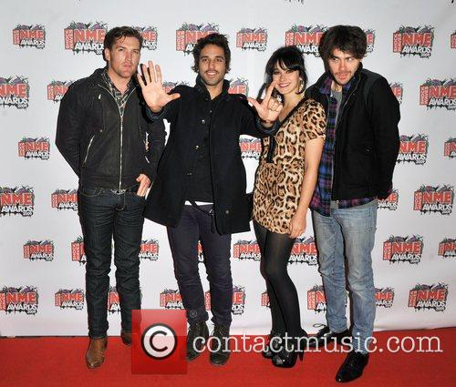 Howling Bells, Nme and Brixton Academy 2