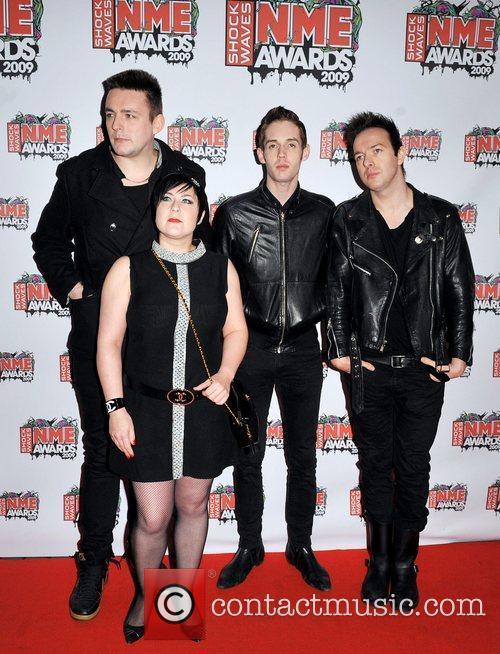 Glasvegas, Nme and Brixton Academy 1