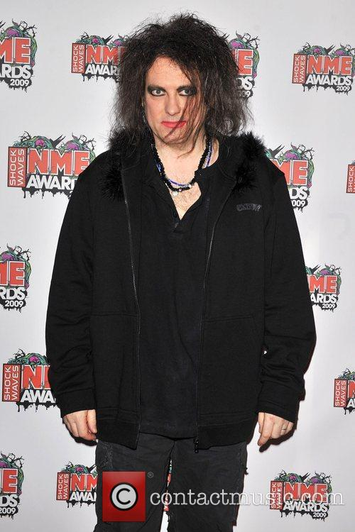 Robert Smith The 2009 Shockwaves NME Awards held...