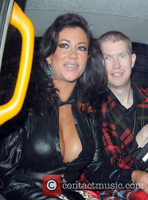 Lisa Appleton and Michael Hughes of Big Brother...