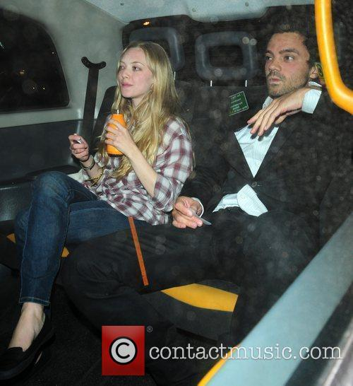 Dominic Cooper and Amanda Seyfried 4