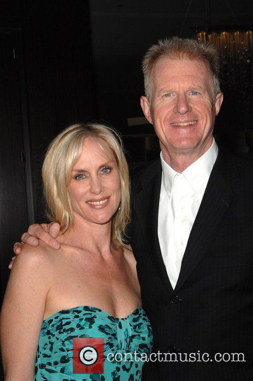Ed Begley Jr., His Wife and Rachelle Carson 2