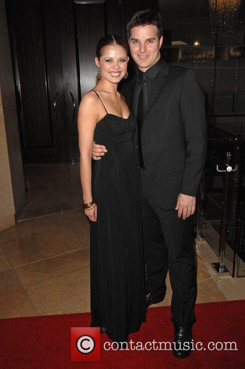 Jonathan Roberts and Anna Trebunskaya 1