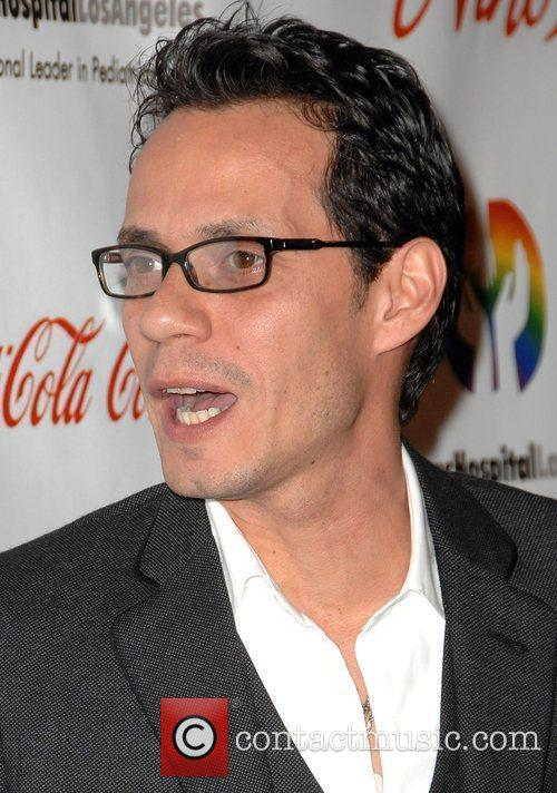 Marc Anthony The 3rd Noche de Ninos gala...