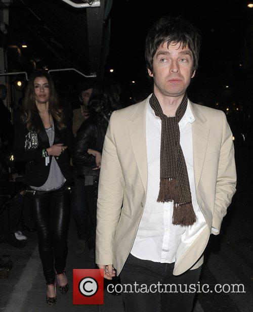 Noel Gallagher and Groucho Club 11