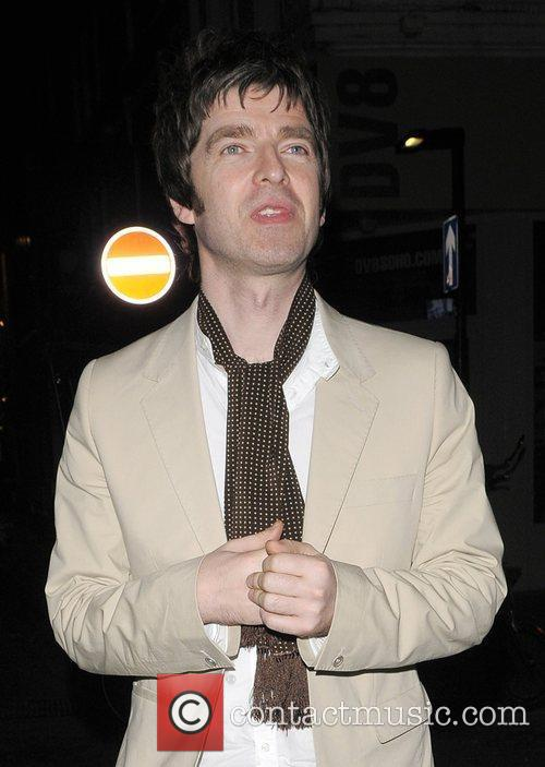 Noel Gallagher and Groucho Club 7