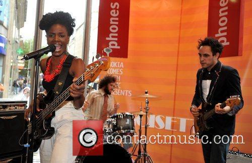 The Noisettes 4