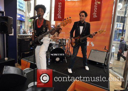 The Noisettes 5