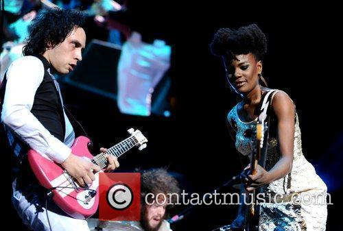 The Noisettes and Royal Albert Hall 11