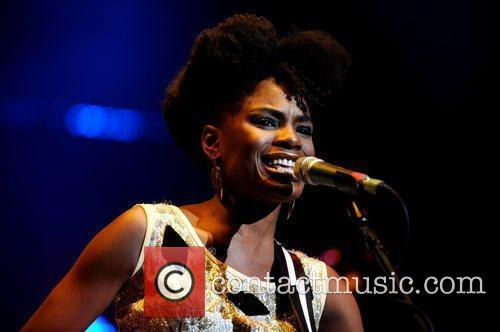 The Noisettes and Royal Albert Hall 15