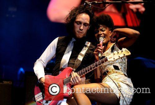 The Noisettes and Royal Albert Hall 4