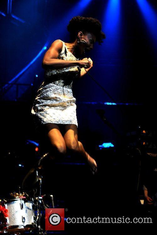 The Noisettes and Royal Albert Hall 21
