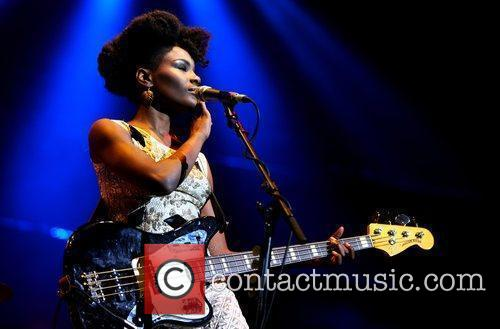 The Noisettes and Royal Albert Hall 26