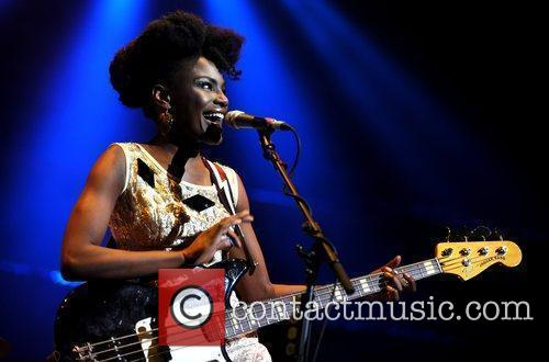 The Noisettes and Royal Albert Hall 16