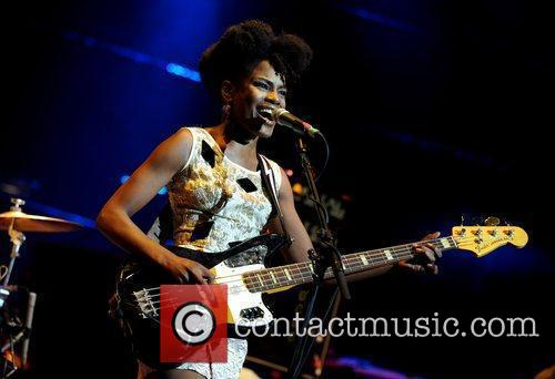 The Noisettes and Royal Albert Hall 22
