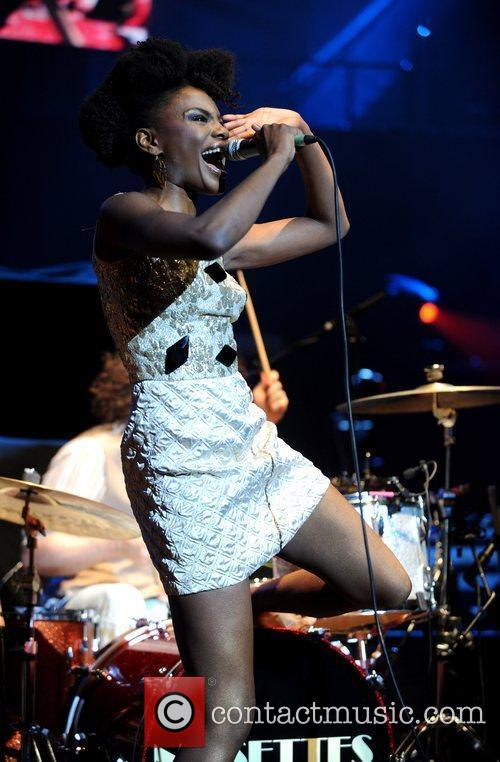 The Noisettes and Royal Albert Hall 9