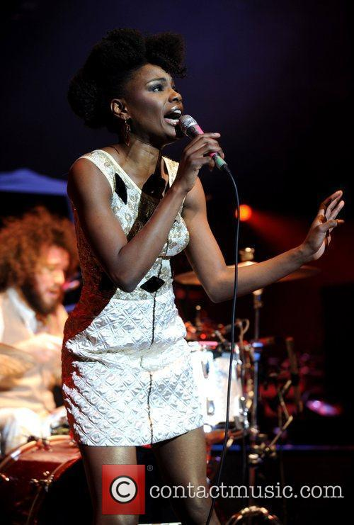 The Noisettes and Royal Albert Hall 5