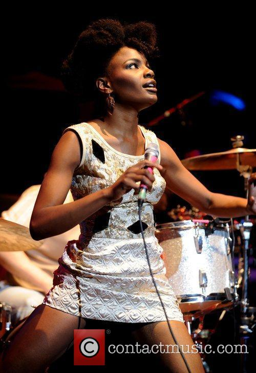 The Noisettes, Royal Albert Hall