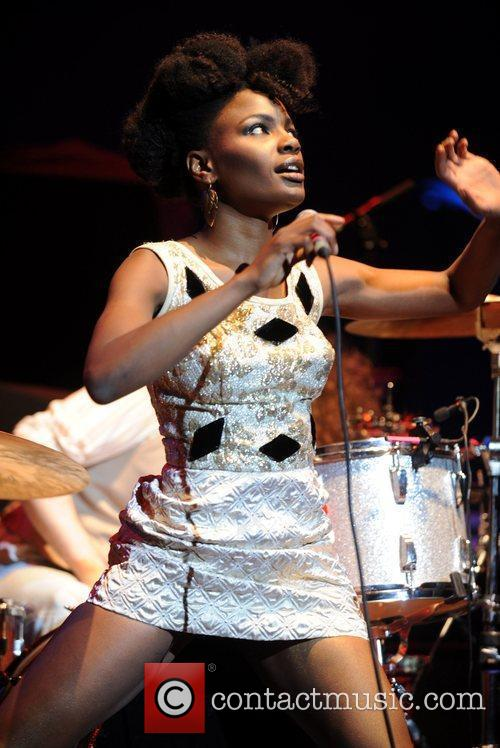 The Noisettes and Royal Albert Hall 27