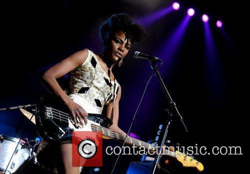 The Noisettes and Royal Albert Hall 23
