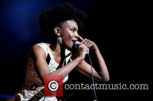 The Noisettes and Royal Albert Hall 18