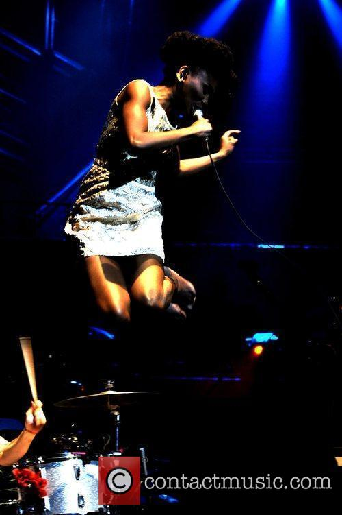 The Noisettes and Royal Albert Hall 20
