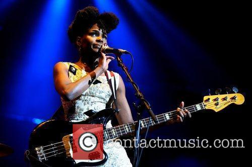 The Noisettes and Royal Albert Hall 10