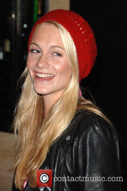 Poppy Delevigne  arrives at the Nokia Comes...