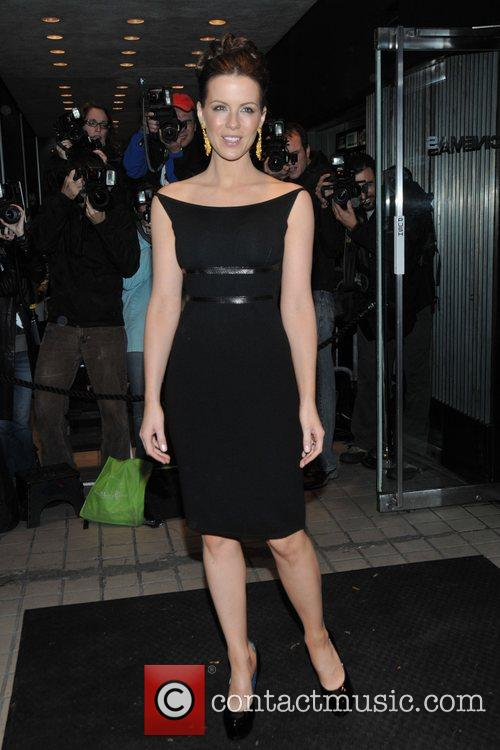 Kate Beckinsale at a speclal sneak screening of...