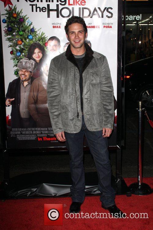 Brandon Barash 'Nothing Like The Holidays' Los Angeles...