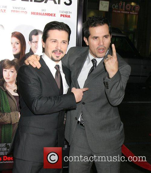 Freddy Rodriguez and John Leguizamo 1