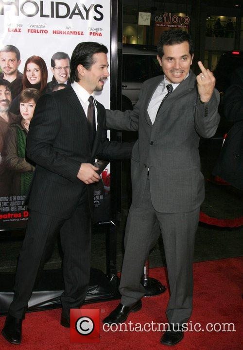 Freddy Rodriguez and John Leguizamo 5
