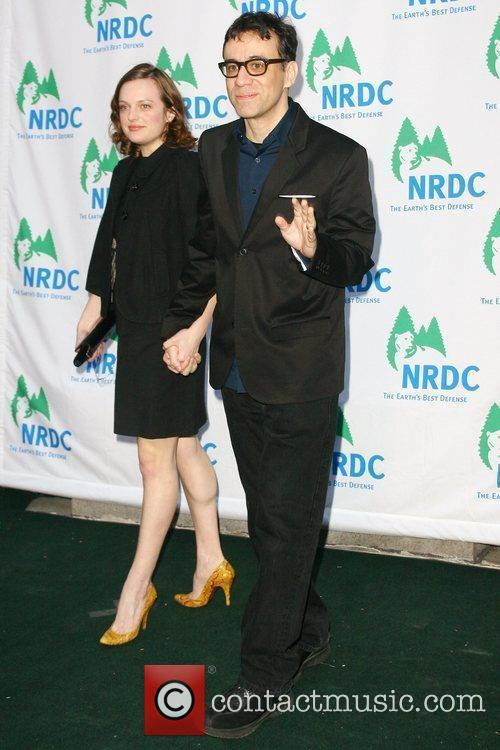 Elizabeth Moss, Fred Armisen  Natural Resources Defense...