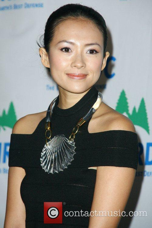 Zhang Ziyi Natural Resources Defense Council's 11th annual...