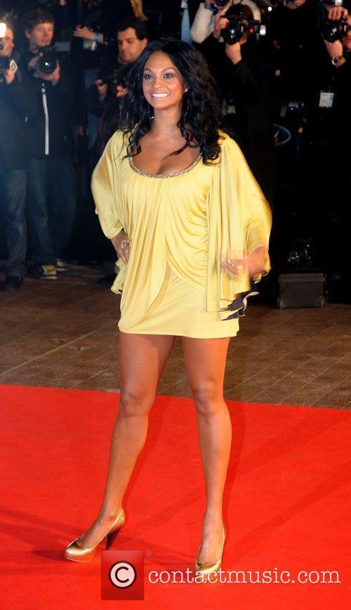 Alesha Dixon NRJ Music Awards 2009 held at...