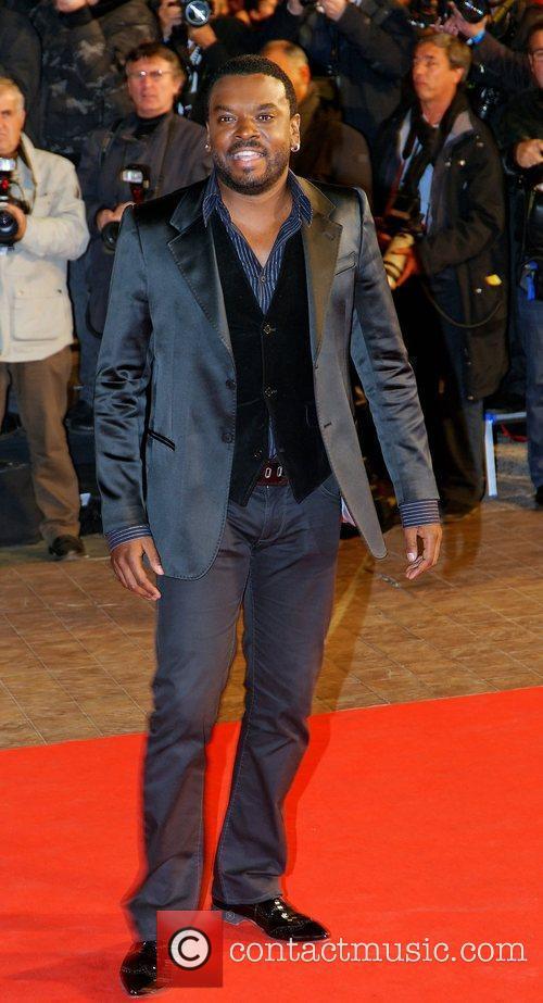 Anthony Kavannah NRJ Music Awards 2009 held at...