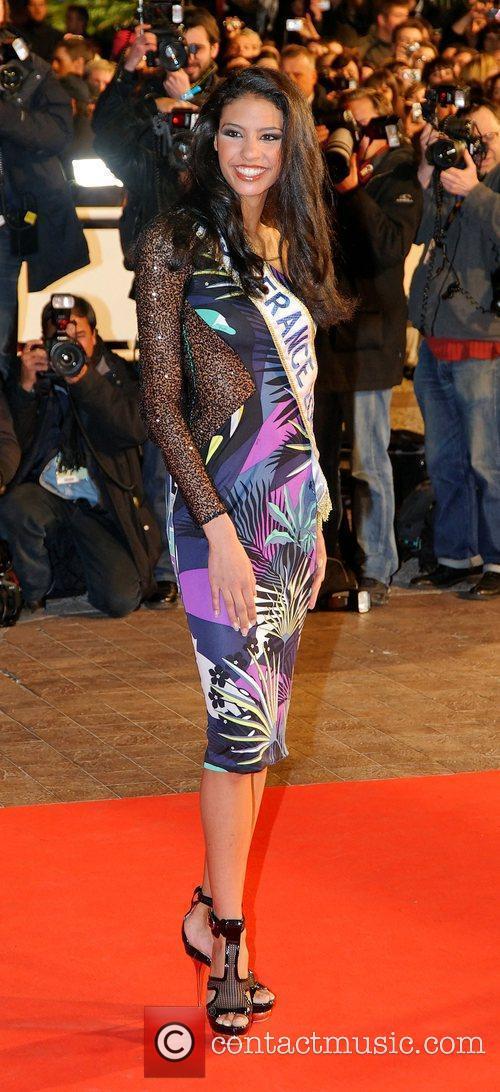 Chloe Mortaud, Miss France NRJ Music Awards 2009...