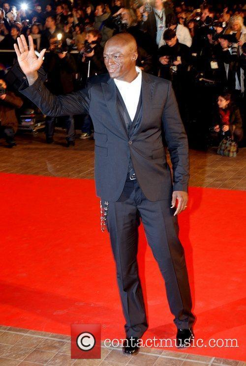 Seal NRJ Music Awards 2009 held at the...