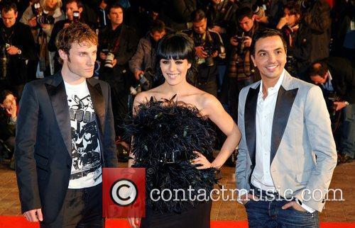 Sofia Essaidi and Guests NRJ Music Awards 2009...