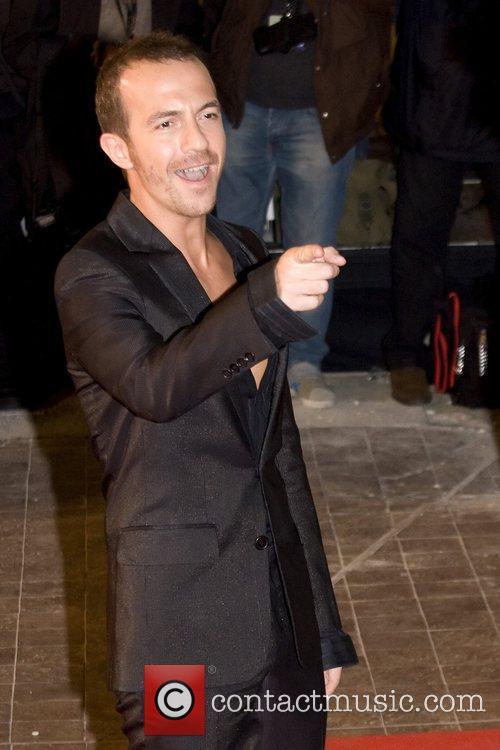 Calogero NRJ Music Awards 2009 held at the...
