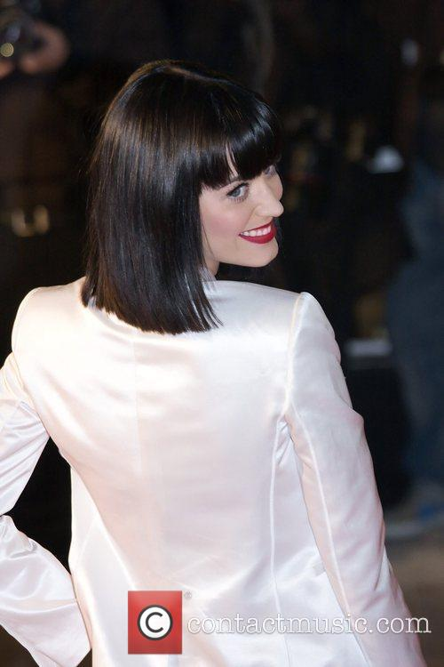 Katy Perry NRJ Music Awards 2009 held at...