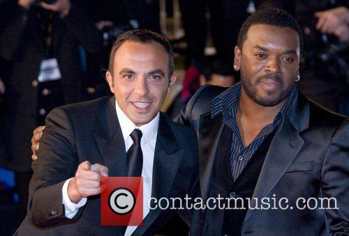 Niko Aliagas and Anthony Kavannah NRJ Music Awards...