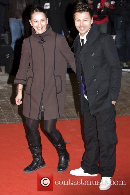 Christophe Mae NRJ Music Awards 2009 held at...