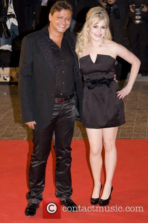 Duffy and guest NRJ Music Awards 2009 held...