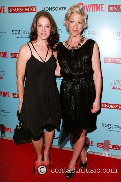 Debra Winger and Edie Falco 2