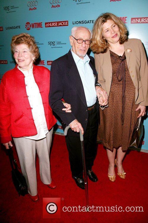 Eli Wallach and Family 1